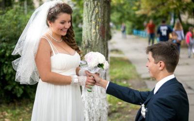 Brautkleid für Mollige