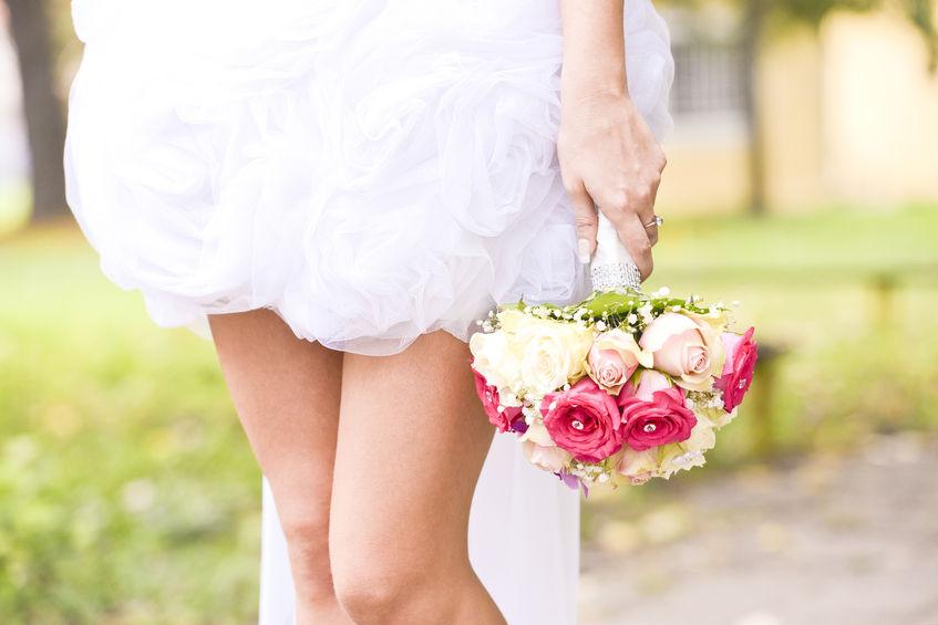 Kurze Brautkleider – nicht nur etwas fürs Standesamt